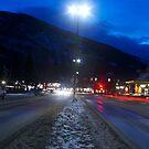 Banff Avenue by Beau Williams
