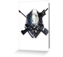 Shotty-Snipers Greeting Card