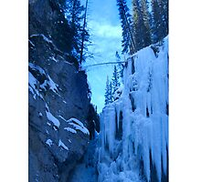 This Ice Canyon  by Beau Williams