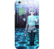 Mind of a Hacker iPhone Case/Skin