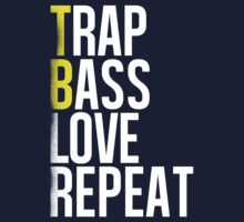 Trap Bass Love Repeat  by DropBass