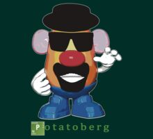 Potatoberg. (Breaking Bad) by SoftSocks
