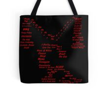 My Chemical Romance Tribute Shirt Tote Bag