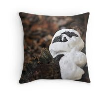 Casper the fungus...for Manon!!! Throw Pillow