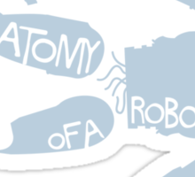 Anatomy of a RoboCop Sticker