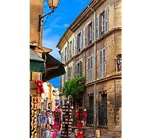 Avignon side street Photographic Print