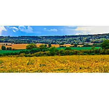 Normandy, France Photographic Print