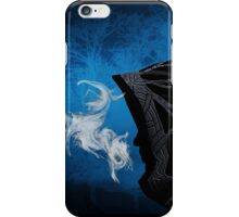So Cold I Could See My Breath iPhone Case/Skin