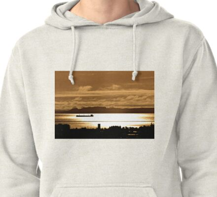 The Sleeping Giant Thunder Bay Pullover Hoodie