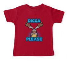 Digga Please! Baby Tee