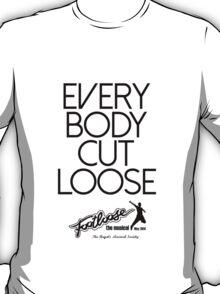 Footloose - Everybody Cut Loose T-Shirt