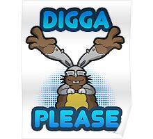 Digga Please! Poster