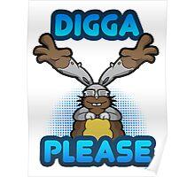 Digga Please! Poster