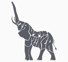 Truthseeker Elephant by truthseekertees