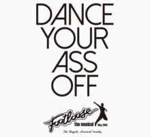 Footloose - Dance Your Ass Off by The Regals  Musical Society