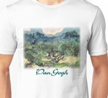 Vincent Van Gogh - Olive Trees with the Alpilles Unisex T-Shirt