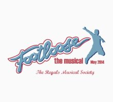 Footloose - Logo Colour by The Regals  Musical Society