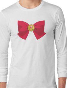 Sailor Moon - Brooch/Ribbon Long Sleeve T-Shirt