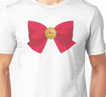 Sailor Moon - Brooch/Ribbon Unisex T-Shirt