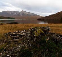 Loch Clair by Stephen Smith