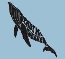 Truthseeker Whale by truthseekertees