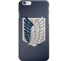 Survey Corps Wings iPhone Case/Skin