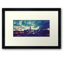 London City Framed Print
