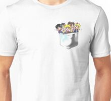 Sailor Moon - Scout Pocket Tee Unisex T-Shirt