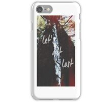 let's get lost. iPhone Case/Skin