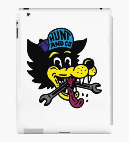 Hunt and Co iPad Case/Skin