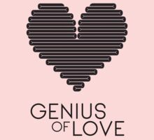 Genius of Love (Modern) by Ryan Dell