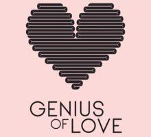 Genius of Love (Modern) One Piece - Short Sleeve