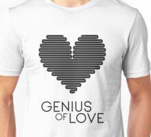 Genius of Love (Modern) Unisex T-Shirt