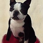DJ the Boston by Cazzie Cathcart