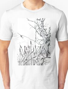 The Oak And The Modest Bulrush Unisex T-Shirt