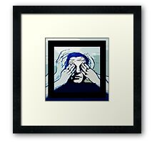 Out of Sight, Out of Sound Framed Print