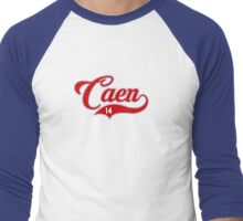 Caen style Baseball Men's Baseball ¾ T-Shirt