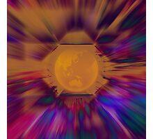 space invasion Photographic Print