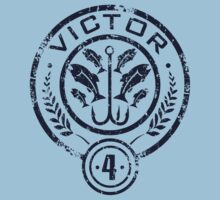 Hunger Games - District 4 Victor by Lunil