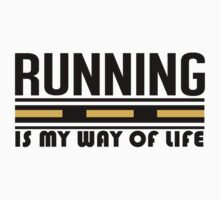 Running is my way of life by nektarinchen