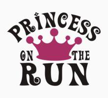 Princess on the run! by nektarinchen