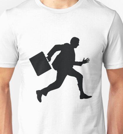Business Run Unisex T-Shirt