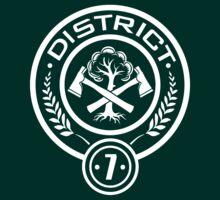Hunger Games - District 7 by Lunil
