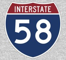 Interstate 58 by cadellin
