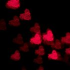 Heart-shaped Lights by rubyrainbow