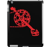 Cycling Crank iPad Case/Skin