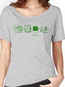 Dude Lebowski Women's Relaxed Fit T-Shirt