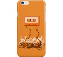 Old Skool Tape iPhone Case/Skin