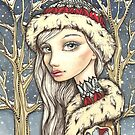 Winter Rose by tanyabond