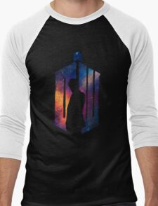Dr Who - 11th Men's Baseball ¾ T-Shirt